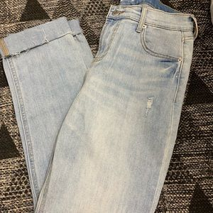 Old Navy The Power Jean Ankle Cropped